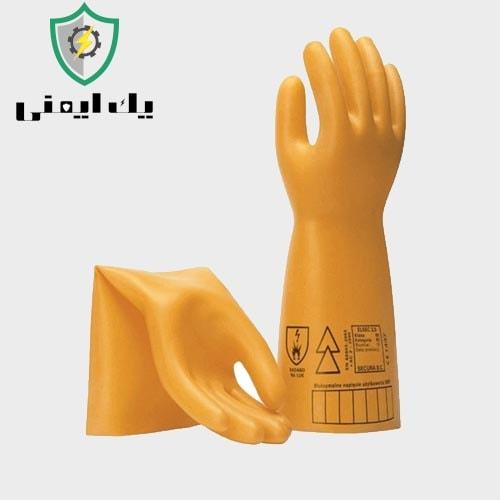 دستکش ایمنی برق سکورا