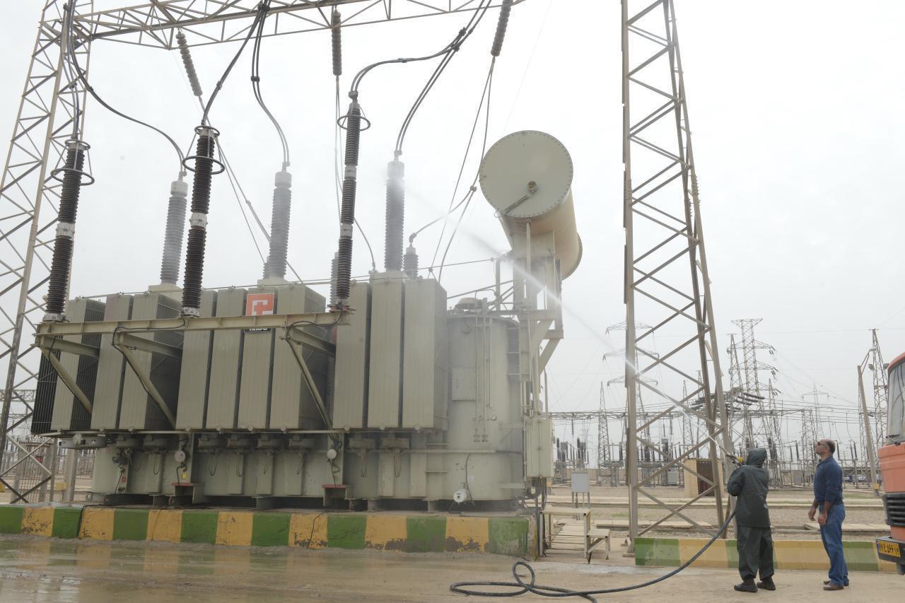 تعمیرات تجهيزات الكتريكي نیروگاهها
