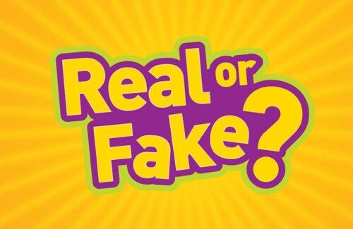 real-or-fake